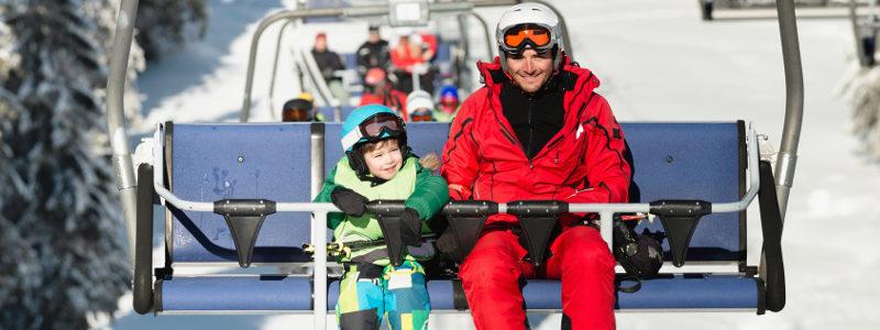 Wyciągi narciarskie w Ustroniu